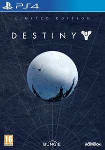 Destiny: Limited Edition - PS4 (New) - £39.99 @ Amazon.co.uk
