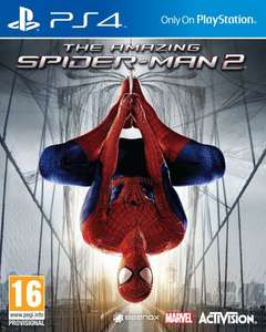 Amazing Spiderman 2 PS4 and Xbone just £19.99 from Amazon!