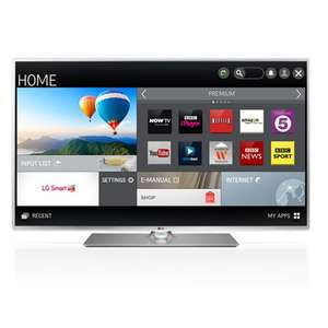 "LG 42LB580V 42"" full hd smart led tv-  £299.99 @ RGB Direct"