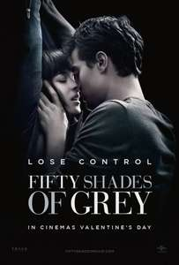 50 shades of grey Tickets on sale now! - £9.80 @ Cineworld