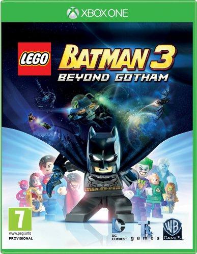 LEGO Batman 3: Beyond Gotham Xbox One & PS4 £22 at Amazon
