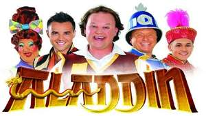 Half price Panto and theatre tickets