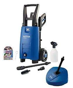 Nilfisk C110 4-5 PC Xtra Compact High Pressure Washer with Patio Cleaner £49.99 @ Amazon