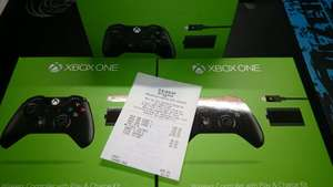 Selected Games and Accessories 3 For 2 - Xbox Controller with Play and Charge Kit @ Tesco