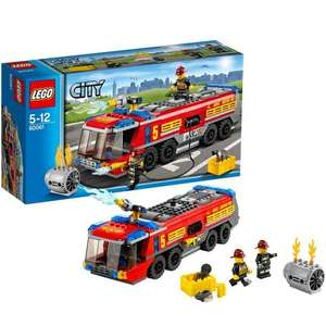 LEGO City Airport Fire Truck 60061 - £12.99 (In Store & Online) @ Toys R Us