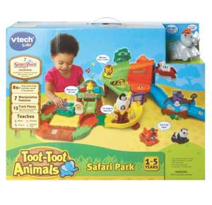 Vtech Toot Toot Animals Safari Park £15 @ Tesco instore