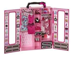 Barbie Style Ultimate Closet £12 at Amazon