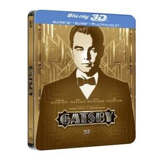 The Great Gatsby 3D Steelbook £5.38 (with code XMAS5)  @ Rakuten/LinkEntertainment
