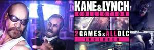 Kane and Lynch Collection £3.74 (PC) @ Steam