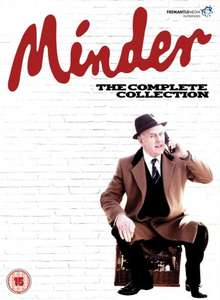 Minder: The Complete Collection [DVD] £28.79 delivered @ Amazon