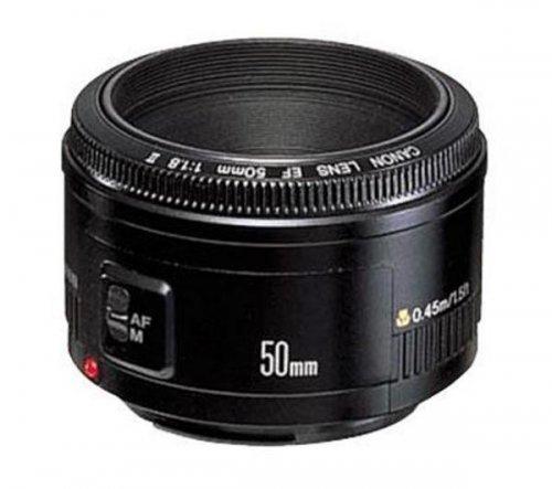 CANON EF 50 mm f/1.8 II Standard Lens £59.20 @ Currys