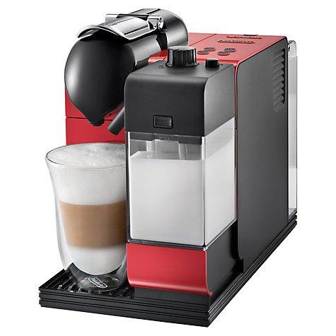 Nespresso EN520 Lattissima Coffee Machine by De'Longhi @John Lewis £169.95 (plus a £75 Pod Voucher on top) free delivery.