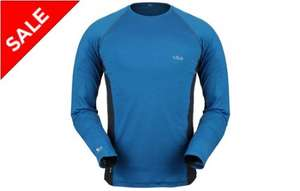 Rab MeCo 120 Long Sleeve Men's Baselayer £25 @ Go Outdoors