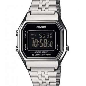 Great looking Classic Casio Bracelet Watch was £30 now £18.95 @ HouseOfWatches + £10 free money off gift card