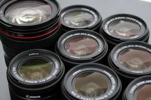 20 Percent off HUGE selection of Canon Lenses @ Currys !!!