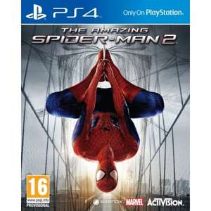 The Amazing Spider-man 2 (preowned) £15 PS4 [£18 for XBONE] - CeX