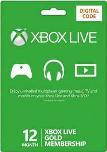 £10 off any Xbox one game, when you buy Live or a wireless pad £27.99 @ Amazon