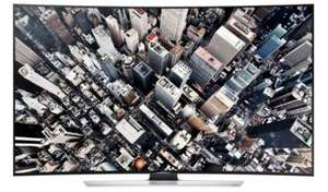 """Samsung 78"""" Curved Smart 3D 1200Hz UHD 4K LED TV with free UHD video pack worth £249.99 - £595 £5495 with code @ Reliant Direct"""