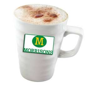 free hot drink at Morrisons for the sun members