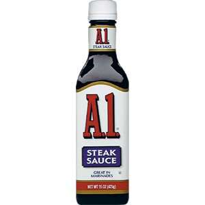 A1 steak sauce £1.37 @ Tesco instore