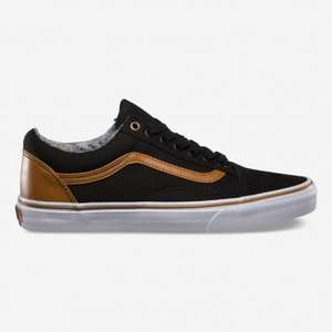 Sale! Vans Old Skool Shoes  Plus Discount code + Free Shipping!