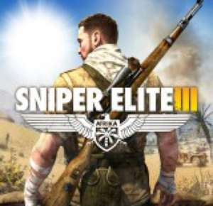 Sniper elite 3 on ps4  £21.99 or £19.79 for PS+ members