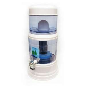Eva Advanced Water Filtration System (7 litre) £75.07 @ nutritioncentre