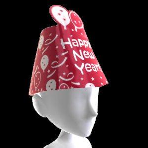 Free Happy New Year Hat @ Xbox