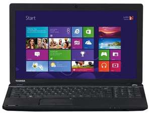 Toshiba Satellite C50 AMD E Series 1.4GHz Dual Core 15.6 Inch 500GB 2GB Laptop £179.99 @ Ebay/Argos