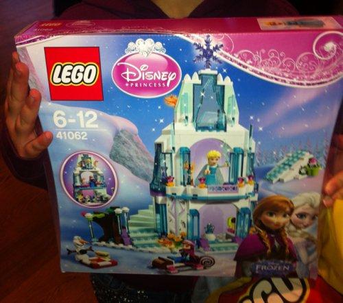 Elsa's Sparkling Castle - Frozen £34.99 @ Lego instore