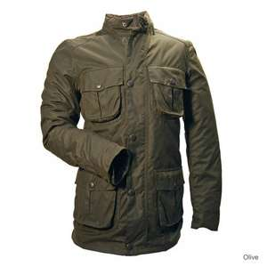 Mens Barbour Corbridge Wax Jacket - e-oudoors.co.uk - £148.85