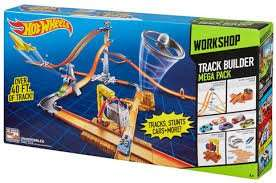Hot Wheels Track Builder Megapack £12 instore @ Asda