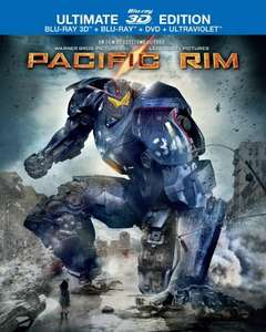 Pacific Rim 3d blu-ray (used) £6.00 @ Cex