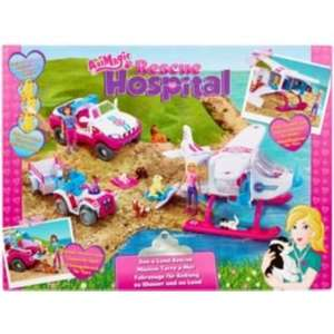 Animagic Rescue Hospital Sea and Land Rescue - Was £49.99 - NOW £14.99 @ Argos