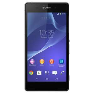 Sony Xperia Z2 with 1000 mins, unlimited texts + 1gb data - £19.99 per month with ee