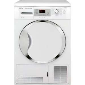 Beko DCU9330 9Kg Condenser Tumble Dryer from The Co-Op Electrical Shop for £219.99 with code PCX10