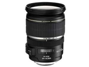 Canon EF-S 17-55mm f/2.8 IS USM Lens @ Amazon £512.10 + £45 cashback