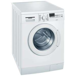 Siemens WM14E461GB Washing Machine, 7kg Load, A+++ Energy Rating, 1400rpm Spin, White + 5 Year Warranty £349.00 delivered @ John Lewis