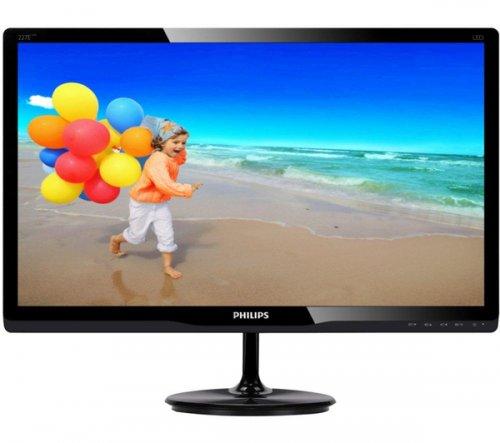 "PHILIPS227E4LHAB Full HD 21.5"" LED Monitor £99.99 at CURRYS/PCWORLD"