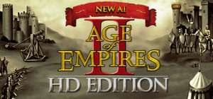 Age Of Empires 2 HD £2.99 @ Steam (Age of Empires II HD + The Forgotten Expansion £3.79, Age of Empires Legacy Bundle £7.49)