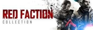 Red Faction Collection £4.49 @ Steam
