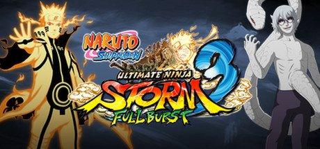 Naruto Shippuden: Ultimate Ninja Storm 3 Full Burst £4.99 @ Steam