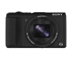 Sony DSCHX60 ( 20.4MP, 30x Optical Zoom) For £169 at Amazon (lightning deal) + £30 cash back from Sony.