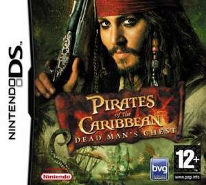 Pirates of the Carribean: Dead Man's Chest (Nintendo DS) only £1.36 @ Amazon warehouse