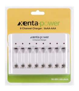 Xenta PowerBus Battery Charger for £2.49 @ Ebuyer - £6.07 inc Postage