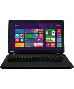 Toshiba C50D-B-120 AMD E-Series 15.6 Inch 4GB 500GB Laptop £179.99 @ Argos (Windows 8)