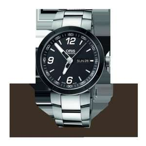 ORIS MENS TT1 £669.50 (DOWN FROM £1030) HOUSE OF WATCHES