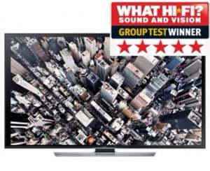 SAMSUNG UE55hu7500 top rated 4K TV £1529 at Crampton & Moore