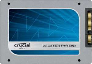 Crucial CT512MX100SSD1 512GB MX100 SATA 2.5 Inch 7mm SSD Includes 9.5mm Adapter £149.98 At Amazon