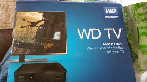 WD TV media player £35.00 @ Asda instore